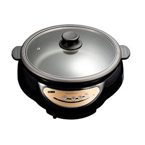 電気グリル鍋HG-135